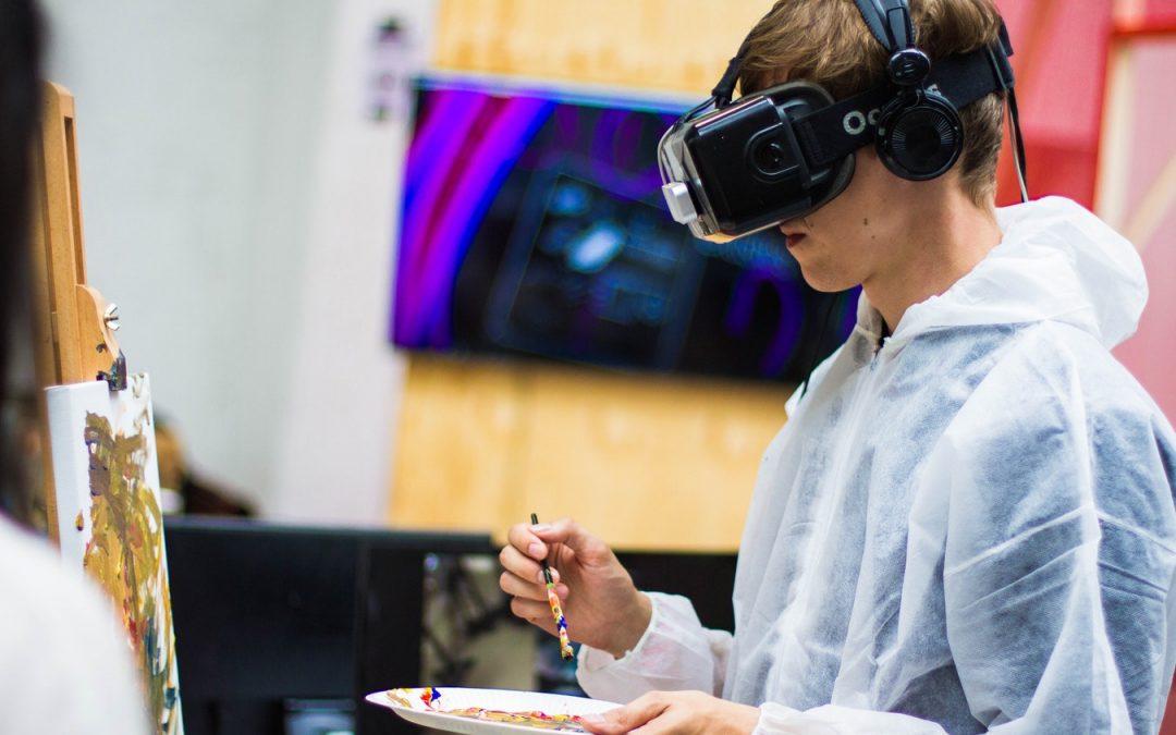 La réalité virtuelle, une opportunité pour les entreprises