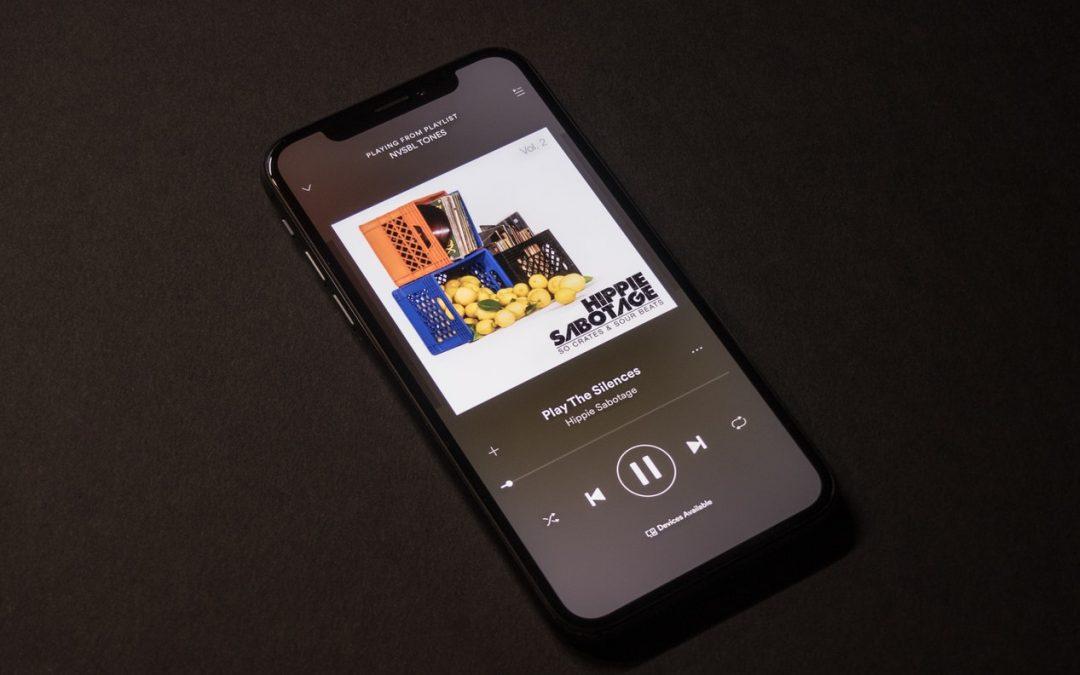 Spotify entrera en bourse cette année