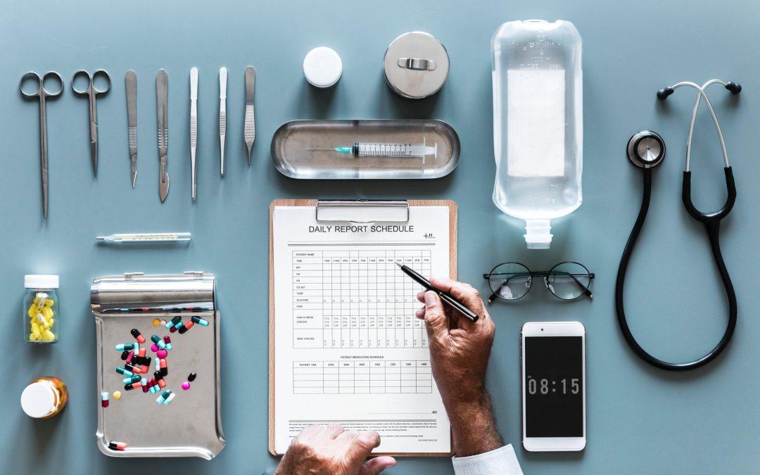 L'avenir des soins médicaux est mobile