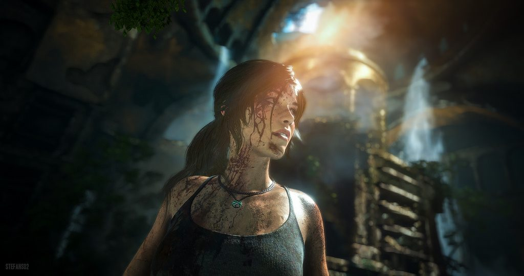 Femme héros jeux vidéo