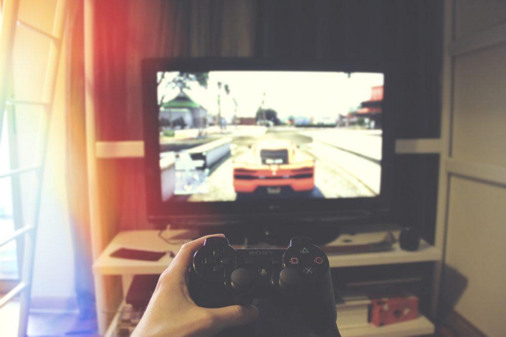 industrie du jeu vidéo